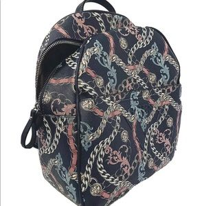 """GUESS Backpack """"Blue Multi"""" (WOMENS)"""